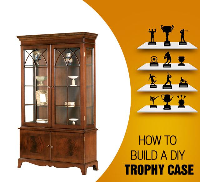 To Build A DIY Trophy Case