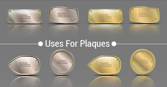 Alternative Uses for Plaques