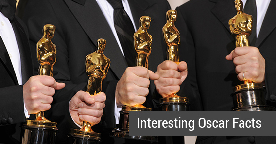 Interesting Oscar Facts