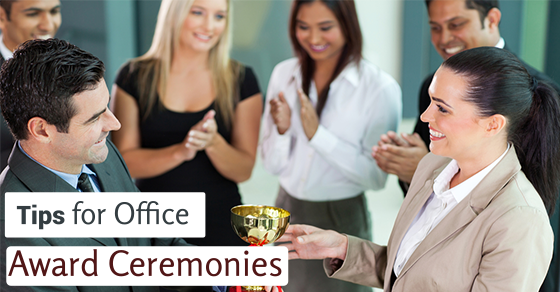 Office Award Ceremonies